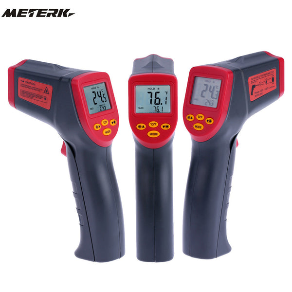 Digital laser Infrared Non-Contact Thermometer - LADSPAD.COM