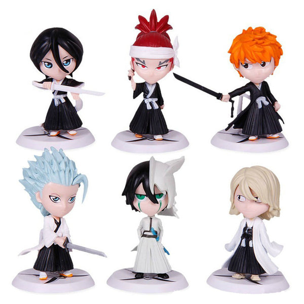 Anime Bleach Model Figures - LADSPAD.UK