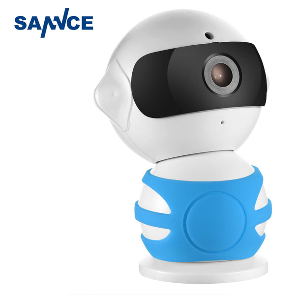 SANNCE Robot Two Way Camera - LADSPAD.UK