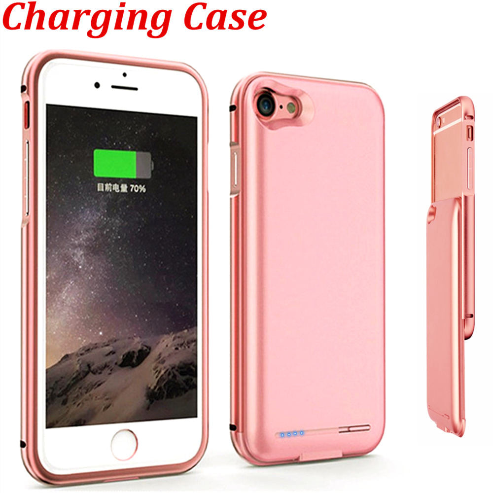 Charging Case for iPhone 7 and Plus - LADSPAD.UK