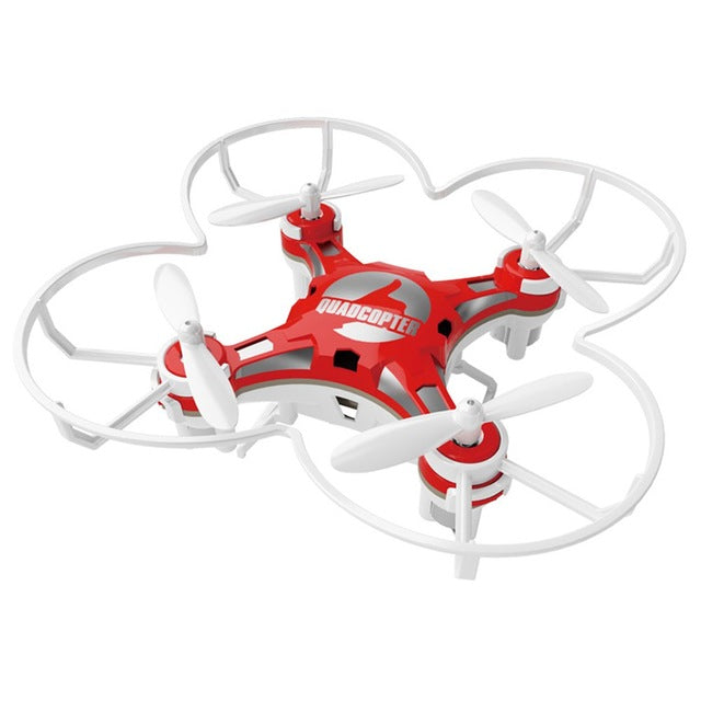 SBEGO FQ777-124 Mini Drone Micro Pocket 4CH 6Axis Gyro Switchable Controller RC Helicopter Kids Toys VS JJRC H37 H31 Quadcopter - LADSPAD.COM
