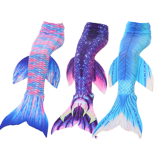 Adult/Childs One Piece Mermaid Tail - LADSPAD.COM