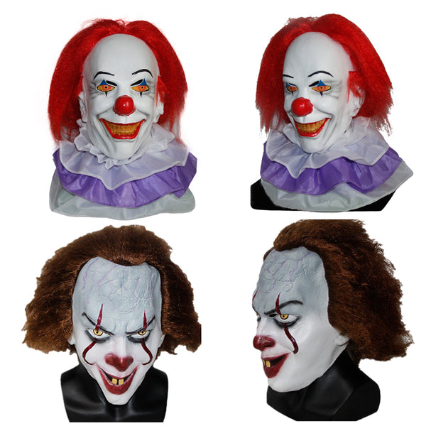 Pennywise Clown Masks - LADSPAD.UK