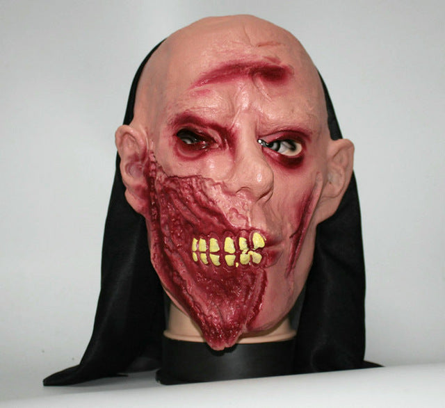 Realistic Horror Halloween Face Masks - LADSPAD.UK