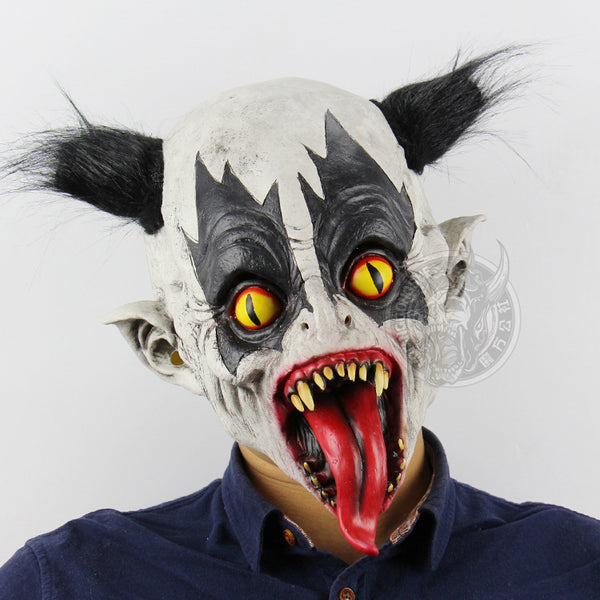 Bats Clown Halloween Mask - LADSPAD.UK