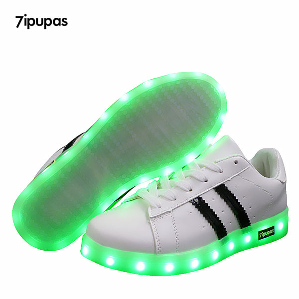 Kids LED Luminous shoes USB Charger