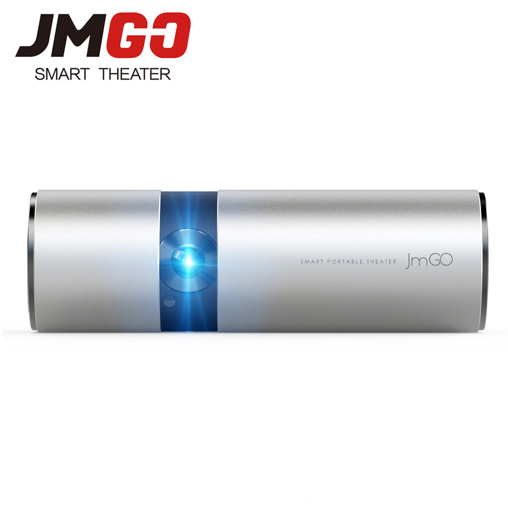 Portable LED Projector 250 ANSI Lumens, Built-in 15600mAh Lithium Battery - LADSPAD.COM