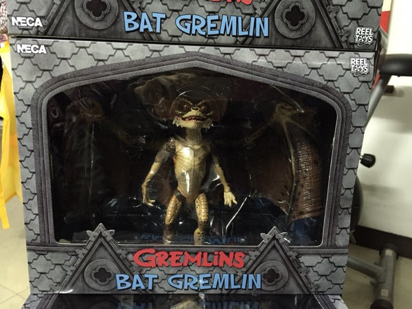 "Gremlins Bat Gremlin PVC Action Figure Collectible Model NECA Replica Toy 7"" 18cm KT1938 - LADSPAD.UK"