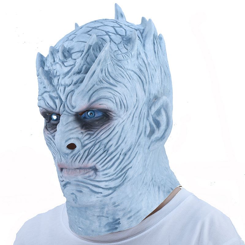 The Night King Masks Game Of Thrones Halloween - LADSPAD.UK