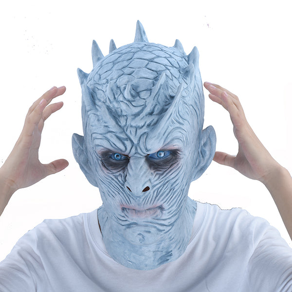 The Night King Masks Game Of Thrones Halloween - LADSPAD.COM