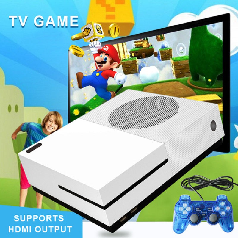 New Retro Video Game Console 600+ Built In Classic Games (HD HDMI) - LADSPAD.UK