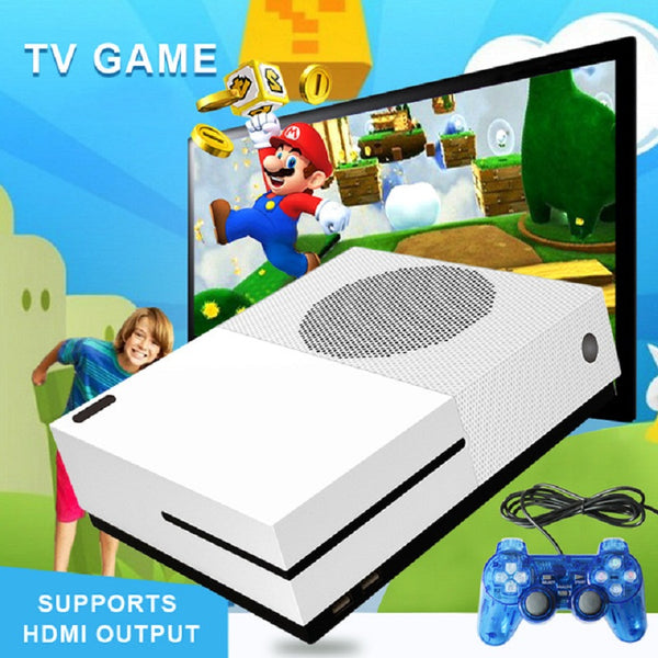 New Retro Video Game Console 600+ Built In Classic Games (HD HDMI) - LADSPAD.COM