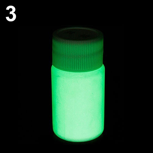 20ML UV Glow Face Body Luminous Paint Fluorescent Luminescent Halloween Party Make Up - LADSPAD.UK