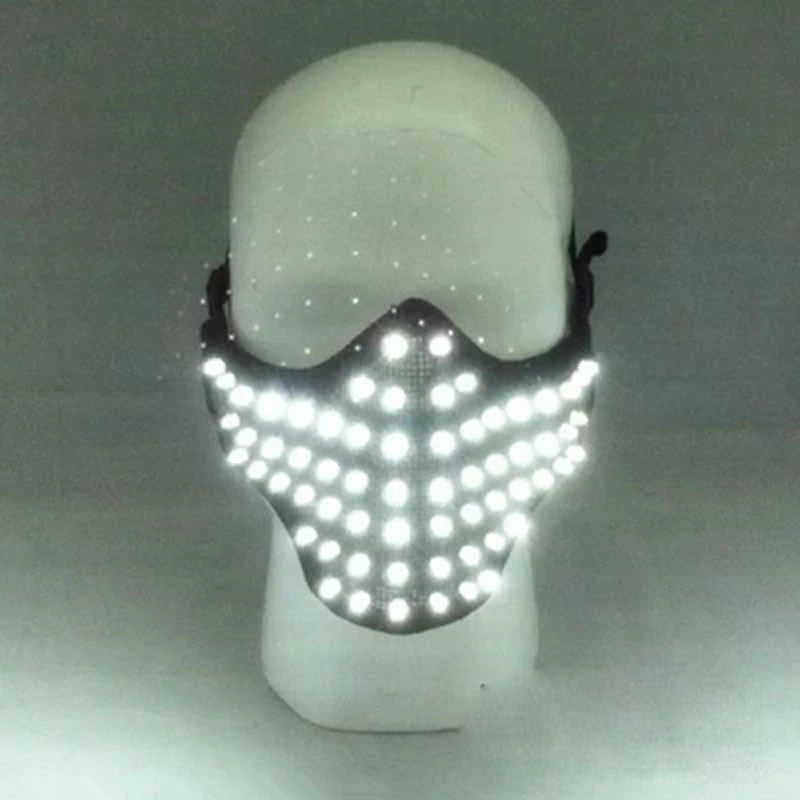 LED protective clothing special effects luminous shroud Party Supplies Event Party Supplies - LADSPAD.UK