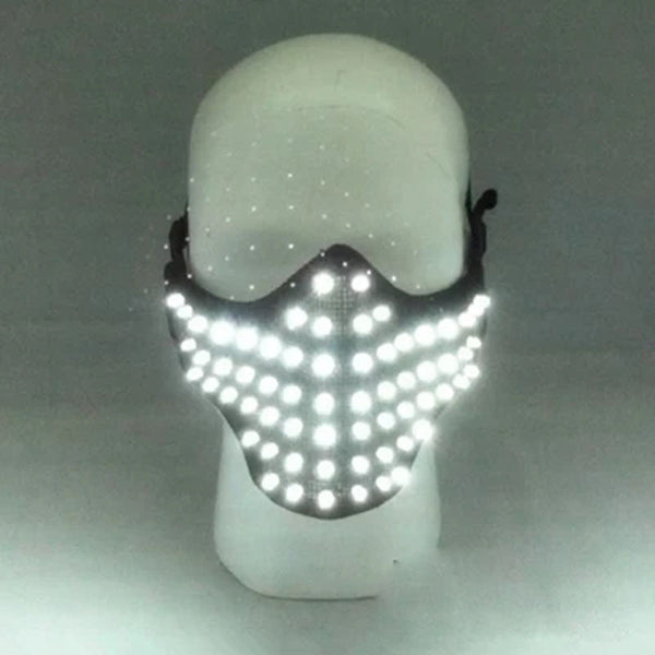LED protective clothing special effects luminous shroud Party Supplies Event Party Supplies - LADSPAD.COM