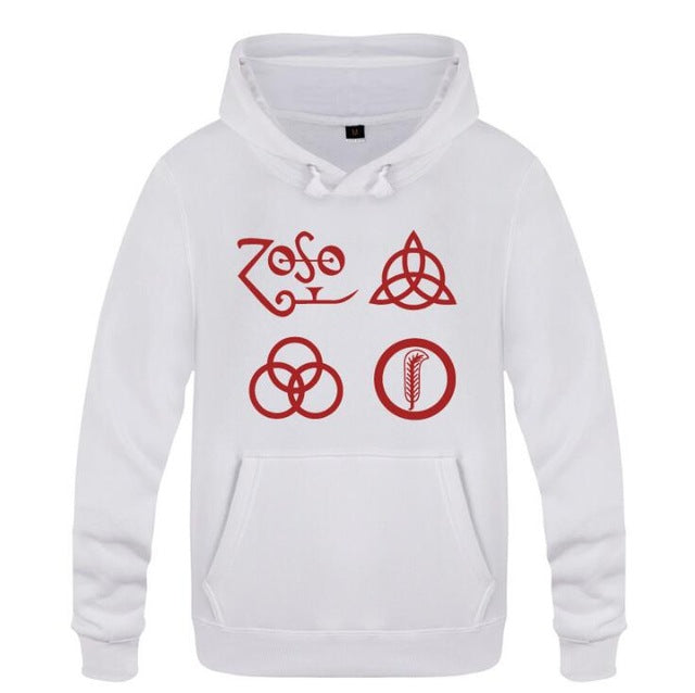 2017 New Men Women Spring Autumn Zoso Led Zeppelin Pullover Clothing Casual Sweatshirts Hoodies Jacket Coat - LADSPAD.COM