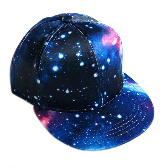 women men Hip Hop Star baseball cap Cloth boy girl Flower Hip-Hop Baseball Cap Flat Snapback Hat girl casquette gorras 55-60cm - LADSPAD.UK