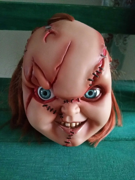 Limited Collection Chucky Head Sculpt Doll Head - LADSPAD.UK