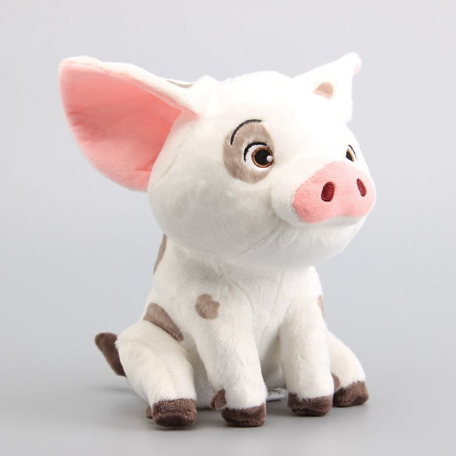 "New Arrival Movie Moana Pet Pig Pua Stuffed Animals Cute Cartoon Plush Toy Dolls 8.8"" 22 CM Children Gift - LADSPAD.COM"