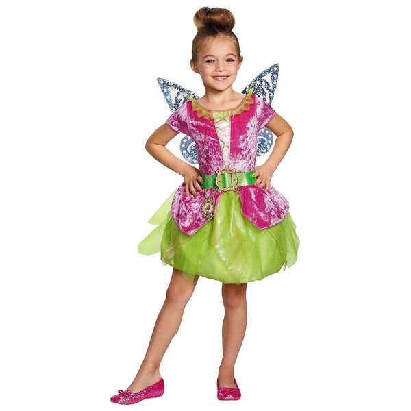 Tinker Bell and The Pirate Fairy Pirate Tink Kids Costume - LADSPAD.COM