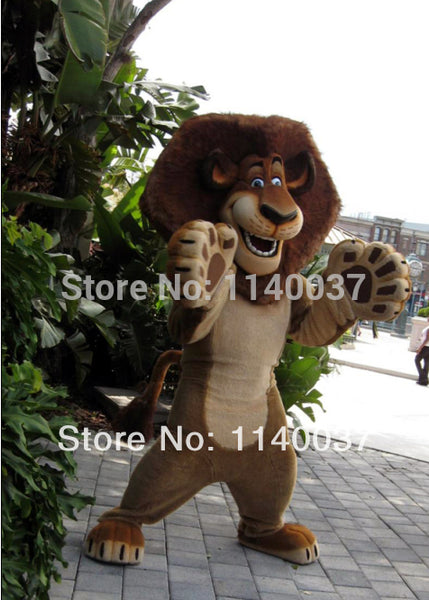 mascot  lion mascot costume custom fancy costume anime cosplay kits mascotte theme fancy dress carnival costume - LADSPAD.UK