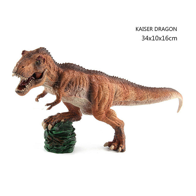 Simulation Dinosaur Figures Action Jurassic Fallen World Kingdom Park 2 3 4 5 Collection Toys Plastic Kids Models Play Child - LADSPAD.COM