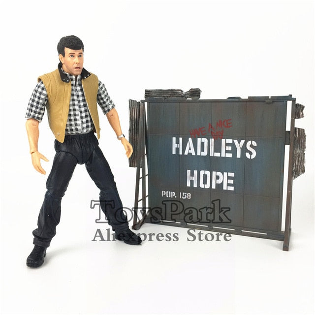 "ToysPark 2017 Aliens 7"" Hadley's Hope Carter J Burke & Xenomorph Warrior Action Figure DELUXE 2Pack NECA Alien Series NEW IN BOX - LADSPAD.COM"