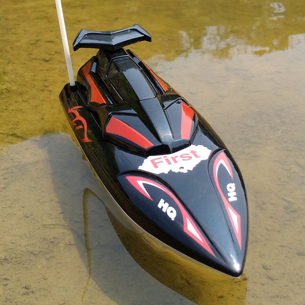 Flytec HQ2011-15C 10km/h 27Mhz Mini Infrared Control RC Boat Ship Super Speed RC Ship Speedboat Electric RC Toys - LADSPAD.COM