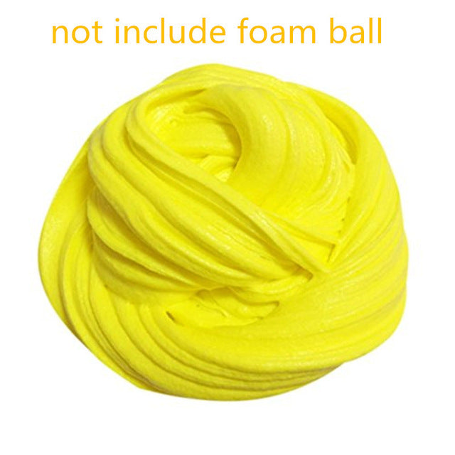 Colorful Fluffy Floam Slime Scented Stress Relief No Borax Kids Toy antistress Sludge Cotton Mud Release Clay Toy Plasticine - LADSPAD.COM