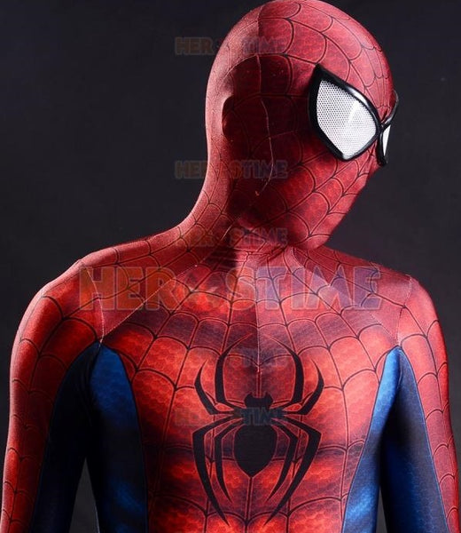 The Ultimate Spider-Man Costume