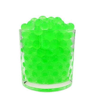 200Pcs/Bag Water Gun Bullet Toy Orbeez Soft Crystal Water Paintball Gun Bullet Grow Water Beads Balls Outdoor Orbita Gun Toy - LADSPAD.COM