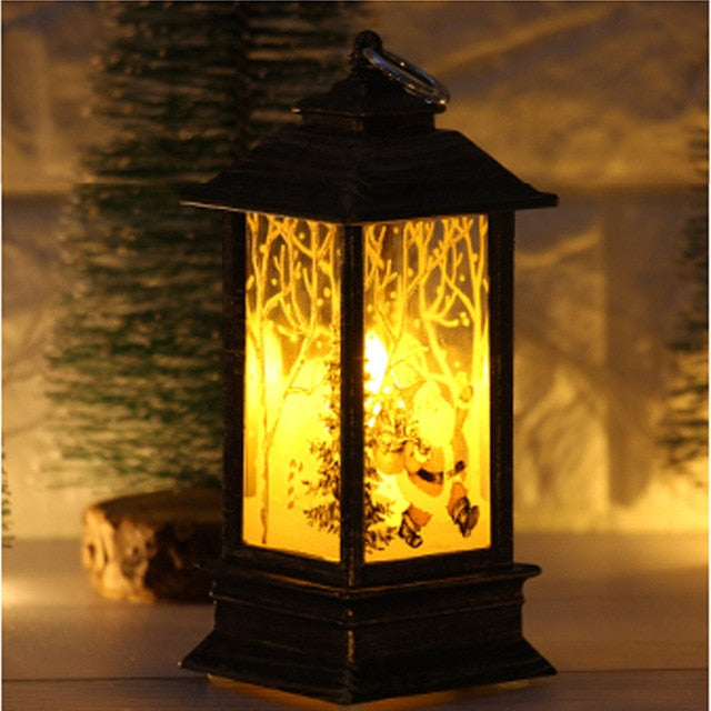 Christmas Decorations For Home Led 1 pcs Christmas Candle with LED Tea light Candles for Christmas Decoration Kerst Decoratie - LADSPAD.COM