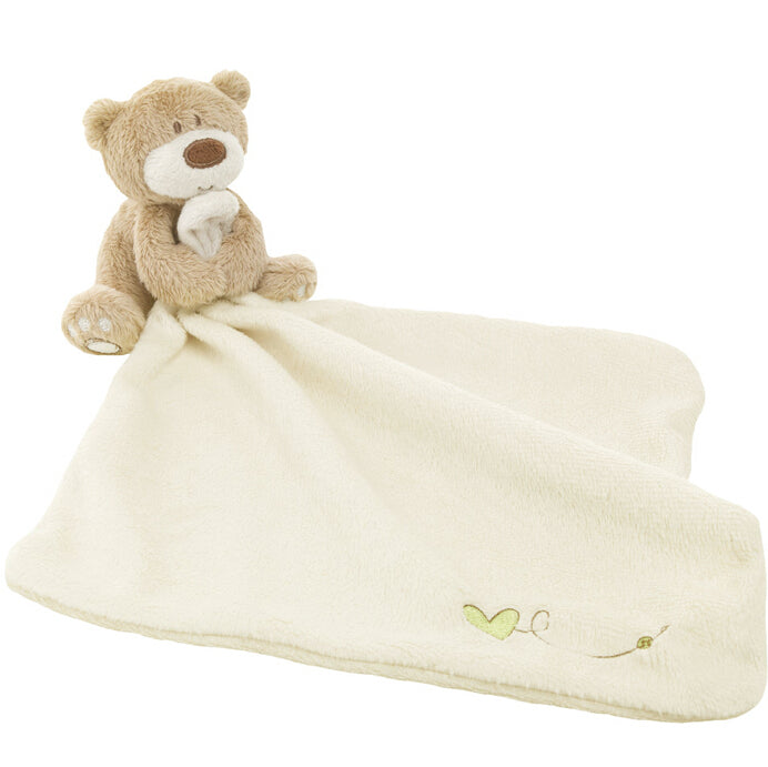 30cm Infant Reassure Towel Newborn Towel Bear Blankie Baby Toy Appease Towel Newborn Gift  Baby Educational Plush Toy - LADSPAD.COM