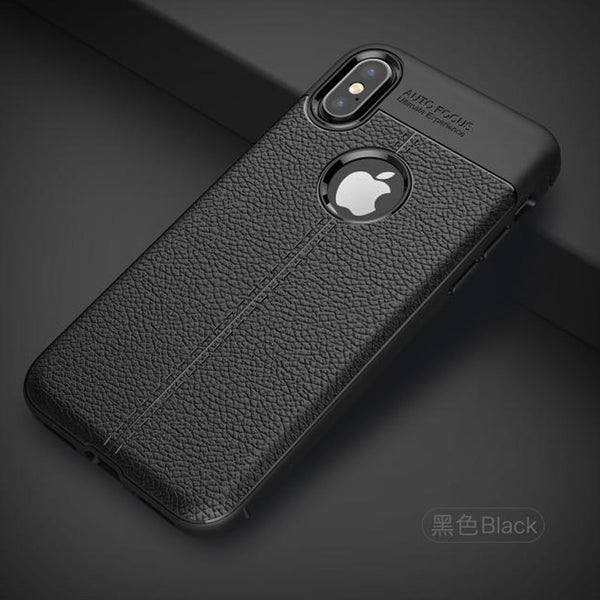 YUETUO luxury phone capinha,coque,cover,case for iphone xs max xr x s r for apple iphonexr leather Pattern silicon accessories i - LADSPAD.COM