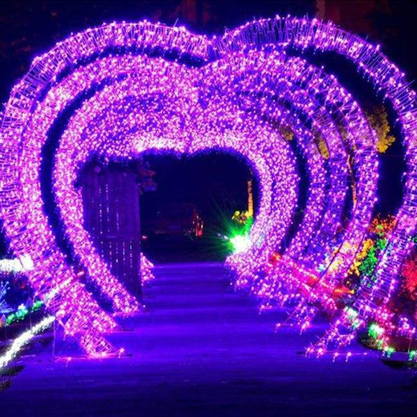 220v Led Strip Tira Rgb Waterproof  Halloween Christmas Tree Lights Outdoor Led Lights Decoration for Wedding/Party/New Year - LADSPAD.UK