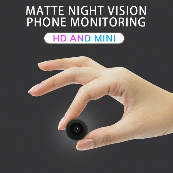 Mini Wireless WiFi camera 1080P HD ip camera Remote Monitor security camera Motion Detection Night Vision Home camcorder IP Cam - LADSPAD.COM