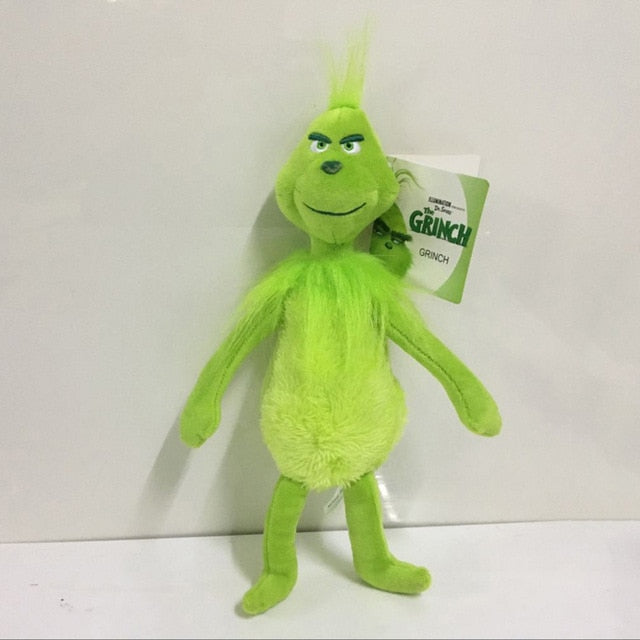 Grinch Stole Christmas Dog.Grinch Plush Toys 18 40cm How The Grinch Stole Christmas Grinch Max Dog Plush Doll Toy Soft Stuffed Toys For Children Kids Gifts