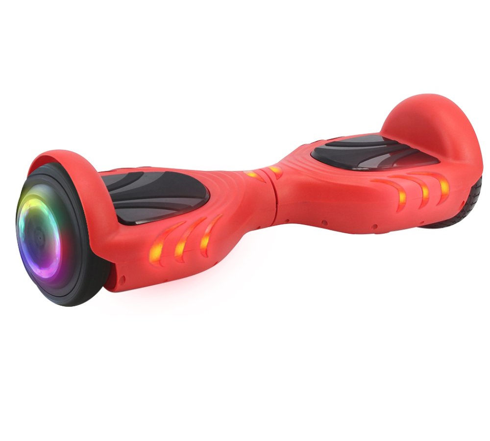 Multi-Coloured LED Wheels Bluetooth Segway Hoverboard - LADSPAD.COM
