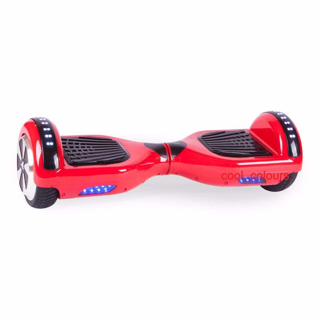 Bluetooth LED Segway Hoverboard - LADSPAD.COM