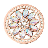 Rose Gold Coin by Nikki Lissoni