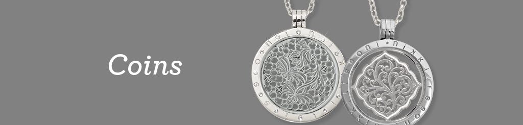 Nikki Lissoni Coin Jewellery