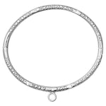 Illuminate Joy Bangle Silver Plated
