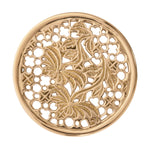Paradise In Me Gold Plated 33mm Coin