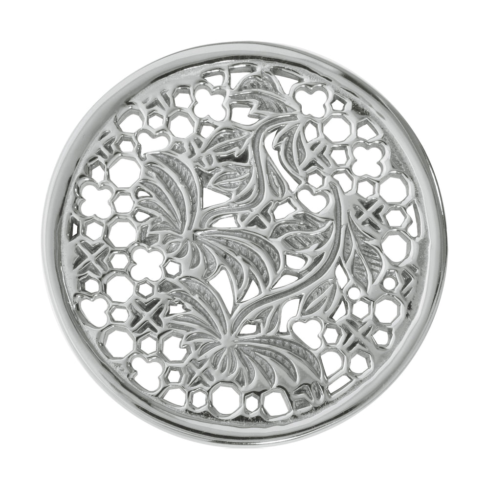 Nikki Lissoni - Paradise In Me Silver Plate 33mm Coin