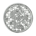 Paradise In Me Silver Plated 33mm Coin