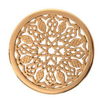 Nikki Lissoni - Indian Summer Gold Plate 33mm Coin
