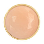 Peach Stone G/P 33Mm Coin