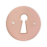 Lock-Y You Rose Gold Plated 23mm Coin