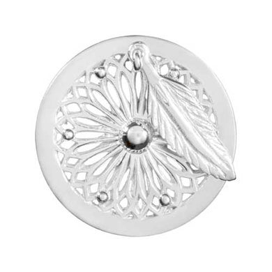 Dreamcatcher Silver Plate 23mm Coin