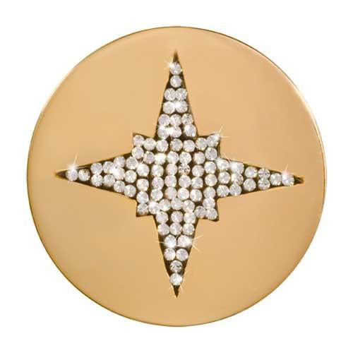 Starshine Gold Plate 33mm Coin